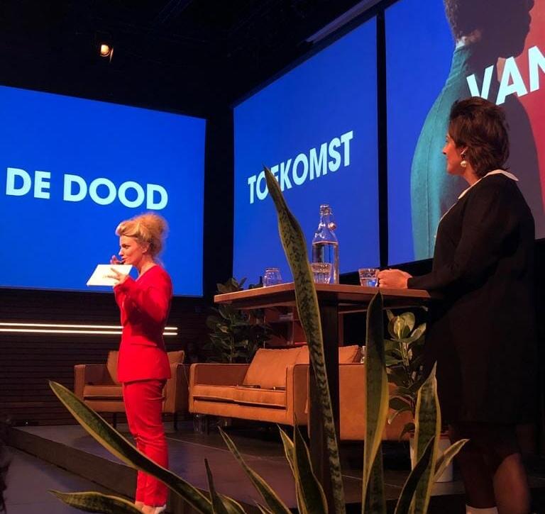 Jeanneke Scholtens spreker