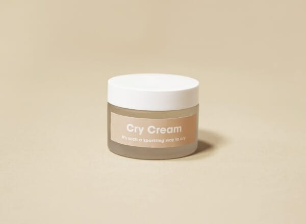 Cry cream - Potje janken protect your skin while crying