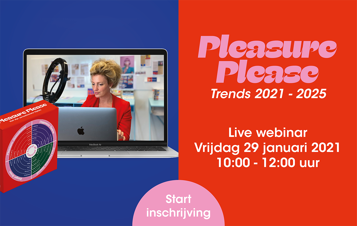 Pleasure please webinar trends 2021 - 2025