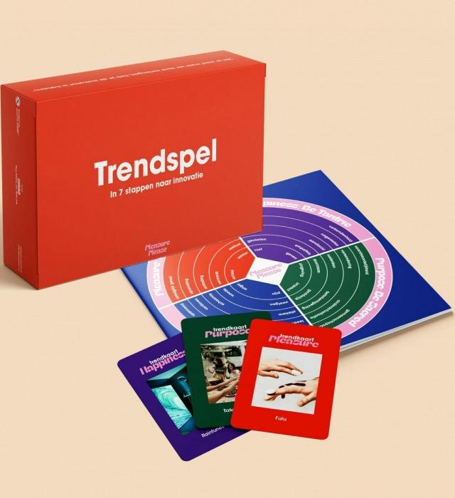Trendspel Pleasure please